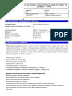FISPQ - Etanol Hidratado