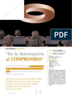 De La Interrupcion Al Marketing de Compromiso