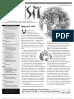 A Visit Newsletter December 2007