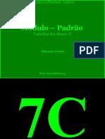 Eduvis - Modulo Padrao 7C