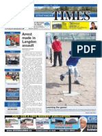 April 24, 2015 Strathmore Times