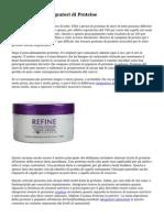 Diversi tipi Di Integratori di Proteine