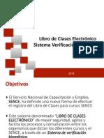 Sistema Biometrico LCE V5