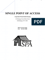single point of access application