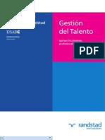 Informe Randstad Gestión del Talento