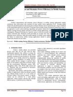 [IJCT-V2I2P21] Authors :S.N.Nandhini, Mr.R. Augustian Issac