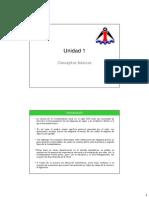 Unidad 1 Conceptos Básicos 2014