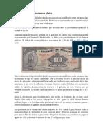 El Fantasma de Las Devaluaciones en México