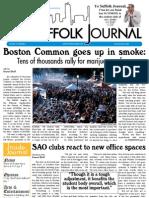 The Suffolk Journal 9/23/2009