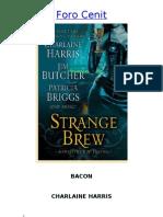 Charlaine Harris - Bacon (Ant. Strange Brew)