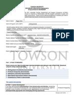 Student Teaching Rototation 1 Evaluation