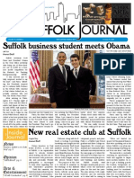 The Suffolk Journal 10/21/2009
