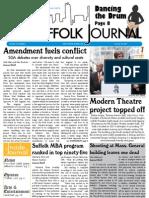 The Suffolk Journal 10/28/2009