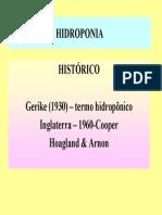 Sistema Hidroponico