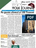 The Suffolk Journal 11/4/2009