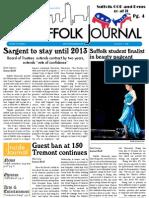 The Suffolk Journal 11/11/2009
