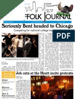 The Suffolk Journal 11/18/2009