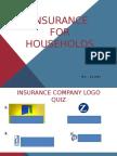 powerpoint - insurance for households