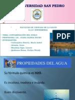Agua Contaminacion EXPONER 2