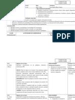 Planificación II Unidad Geometría - Movimientos en El Plano