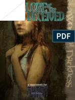 Lore of the Deceived