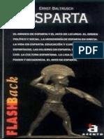 Baltrusch Ernst - Esparta