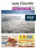 Platinum Gazette 24 April 2015