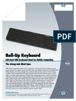 Silicone Keyboard 177436
