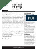 Testprep GMAT Math Test