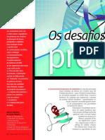 Os Desafios Do Proteoma