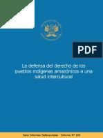 Informe Defensorial N 169