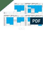 formato horario de unidades fprmativas
