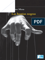 JaimeMesa.Lasbestiasnegras