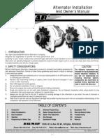 2001 Alternator Manual