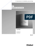 Vaillant Ecotec Plus Installation Manual