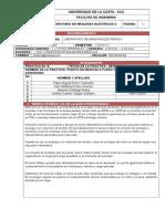 Informe 8. Laboratorio de Maquinas Electricas II