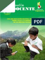 Revista Huella Docente de Cajamarca