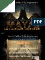 Historia Diapositivas Mayas