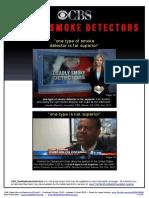 Deadly Smoke Detectors - CBS Atlanta News Feb 2010