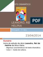 00 Leandro, Rei Da Heliria - Aula 1