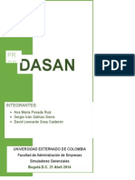 Segunda Propuesta Estratégica - DASAN (Copia en Conflicto de Ana Maria Posada 2015-04-21)