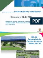 Infraestructura Comuna 6 Balance Alcaldia en Tu Barrio