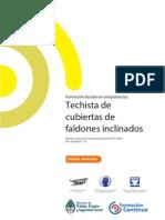 DC CONSTRUCCION Techista de Cubiertas de Faldones Inclinados