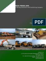 Brochure Pt. Hareda Jaya