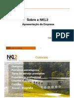 Sales Presentation NKL2 Portugues