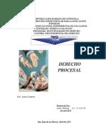 Trabajo Derecho Procesal Clinicas Juridicas 4to Año