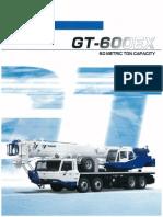 GT 600EX Leaflet