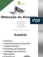 Obtenção Do Alumínio