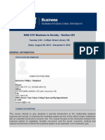 MAN 4701 Business and Society Syllabus, Fall, 2014(2)