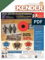 Indian Weekender 24 April 2015